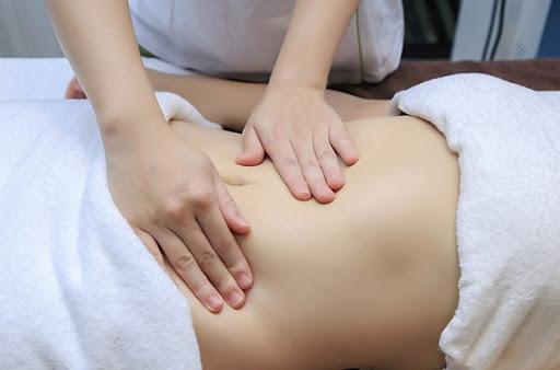 Massage sau khi sinh